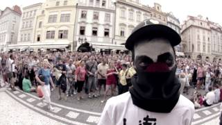 "Rumpel - Illegal Parkour Freerun to ""Life is Porno: Beginning"" in Prague"