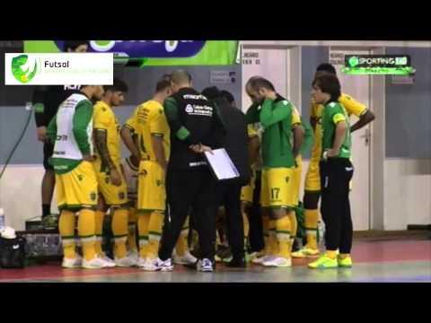 Futsal :: 14J :: SL Olivais - 1 x Sporting - 2 de 2014/2015