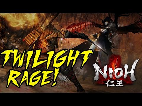 TWILIGHT HINO ENMA! Nioh Rage (#10)