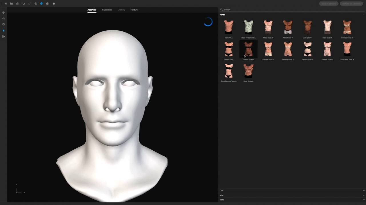 How to create a 3d character unity3d tutorial youtube for 3d building creator