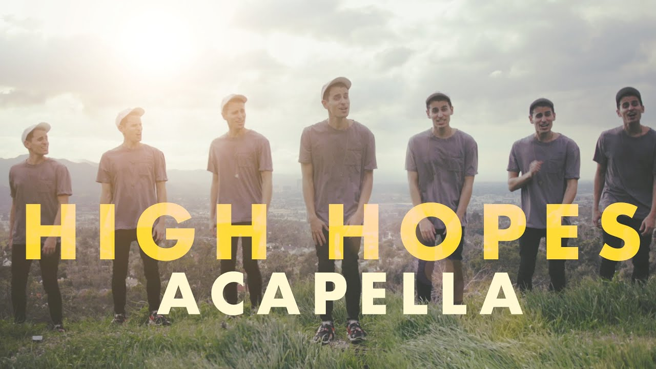 Panic! At The Disco - High Hopes (Acapella Cover) image