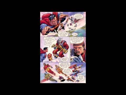 Superman vs. Aliens II God War #1 (HD Quality)