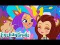 Enchantimals | Tales From Everwilde: A Little Extra Zazz! ✨💜Episode 9 💜Cartoons for Kids