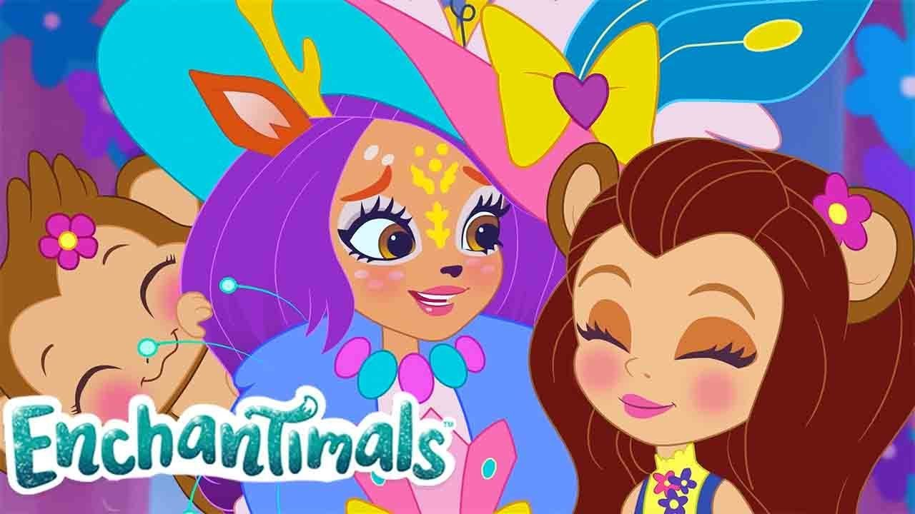 Download Enchantimals   Tales From Everwilde: A Little Extra Zazz