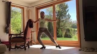 Danse classique, les dégagés à la barre