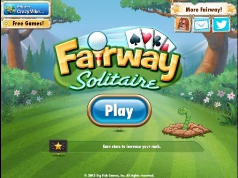 Fairway Solitaire Online Gratis