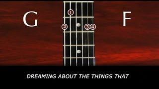 Counting Stars - One Republic - strumming pattern