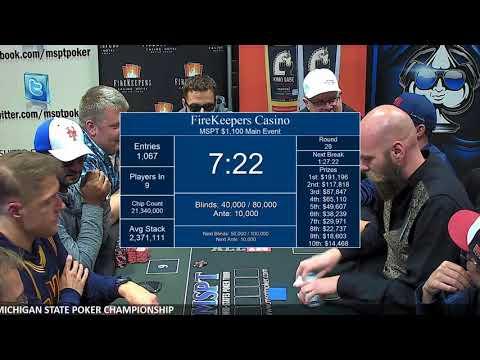 Poker tournaments michigan