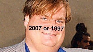 Chris Farley death: 1997 or 2007?