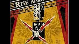 Watch Rise Against Obstructed View video