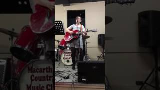 Sarah Adams - Cover of Forever Begins Tonight by The McClymonts