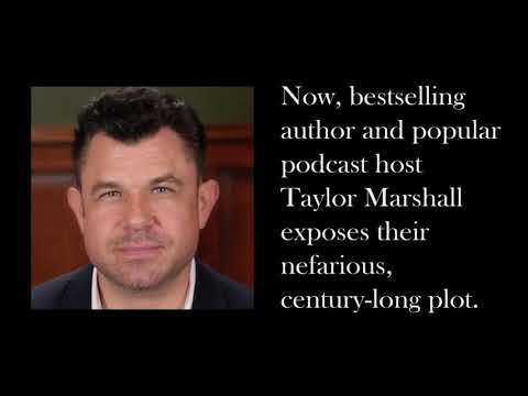 INFILTRATION by Dr Taylor Marshall Book Trailer