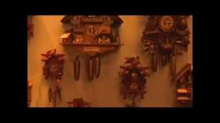 Cuckoo clocks for sale Germany, Epcot, Disney World, Orlando