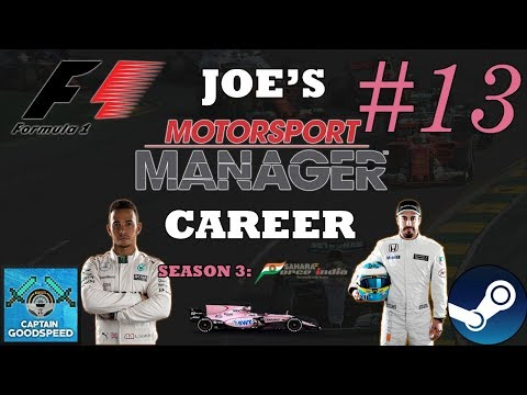 MOTORSPORT MANAGER | CAREER (FORCE INDIA) | S03 E13: THROWING IT AWAY! | F1 2017 MOD