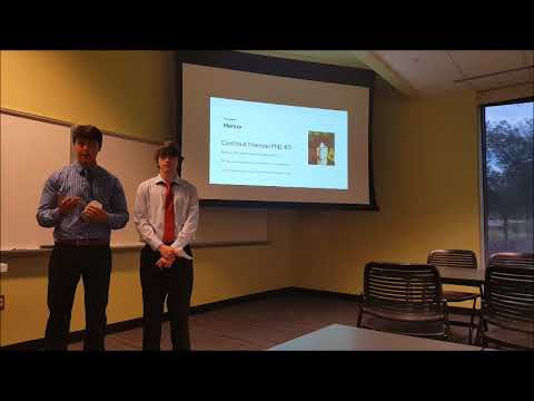 Entrepreneurship Challenge Moises Rodriguez and Ryan Callahan WPC 101