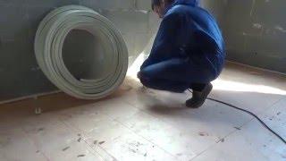 видео Сборка металлопластиковых труб: этапы