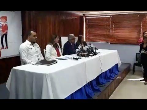 Ministro de Salud y representante OPS aseguran que no hay casos confirmados de coronavirus en el país