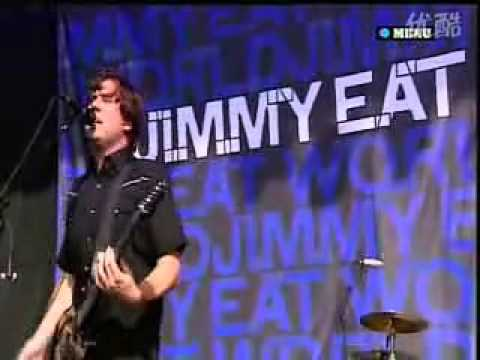 Jimmy Eat World The Authority Song Live At Reading Festival 2007