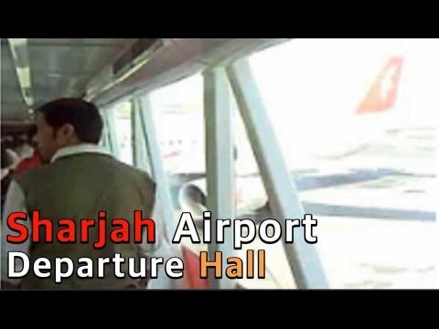 Sharjah Airport Departure.avi