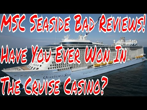 MSC Seaside Bad