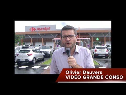VIDEO GRANDE CONSO Market Guadeloupe