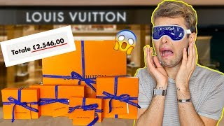 SHOPPING BENDATO DA LOUIS VUITTON *COSTOSO* | GIANMARCO ZAGATO
