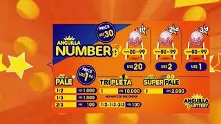 Anguilla Lottery / Martes 15 de junio 2021