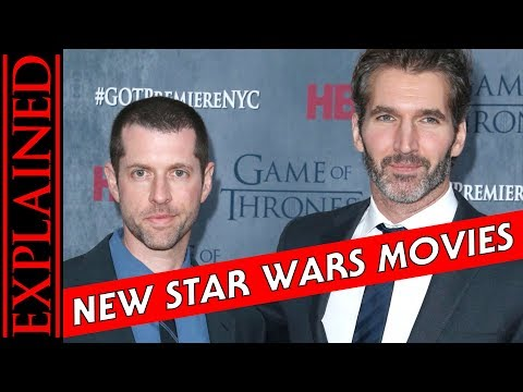 New Star Wars Films Announced from Game of Thrones Showrunners!