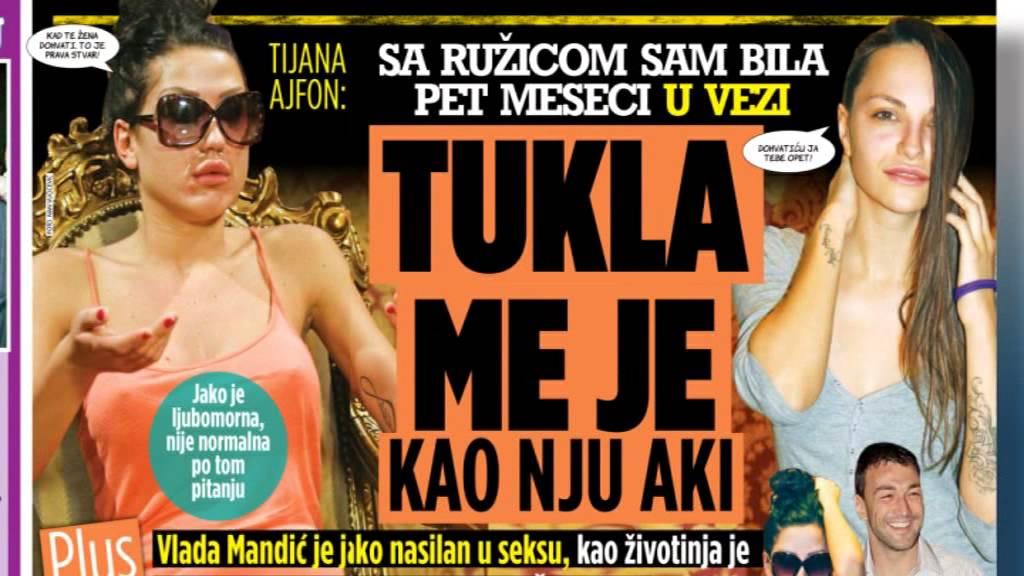 SCANDAL! 571 Tijana Ajfon: Ružica me je tukla! Gora je od ...