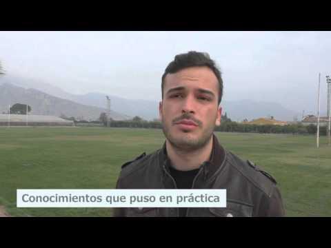 Prácticas en empresa, por Rafael Almarcha. Máster Ingeniería Agronómica