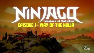 Ninjago capitulo 1 temporada 1