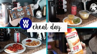 WEIGHT WATCHERS CHEAT DAY l Finding Bliss