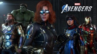 Marvel's Avengers: WAR TABLE | Extended Gameplay