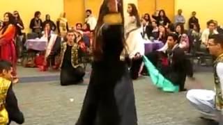 Afghanistan Folk Dance