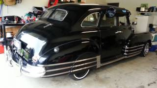 1947 chevy fleetmaster bomb on bags