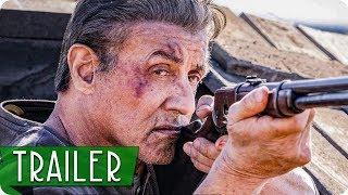 RAMBO 5 Trailer German Deutsch (2019)