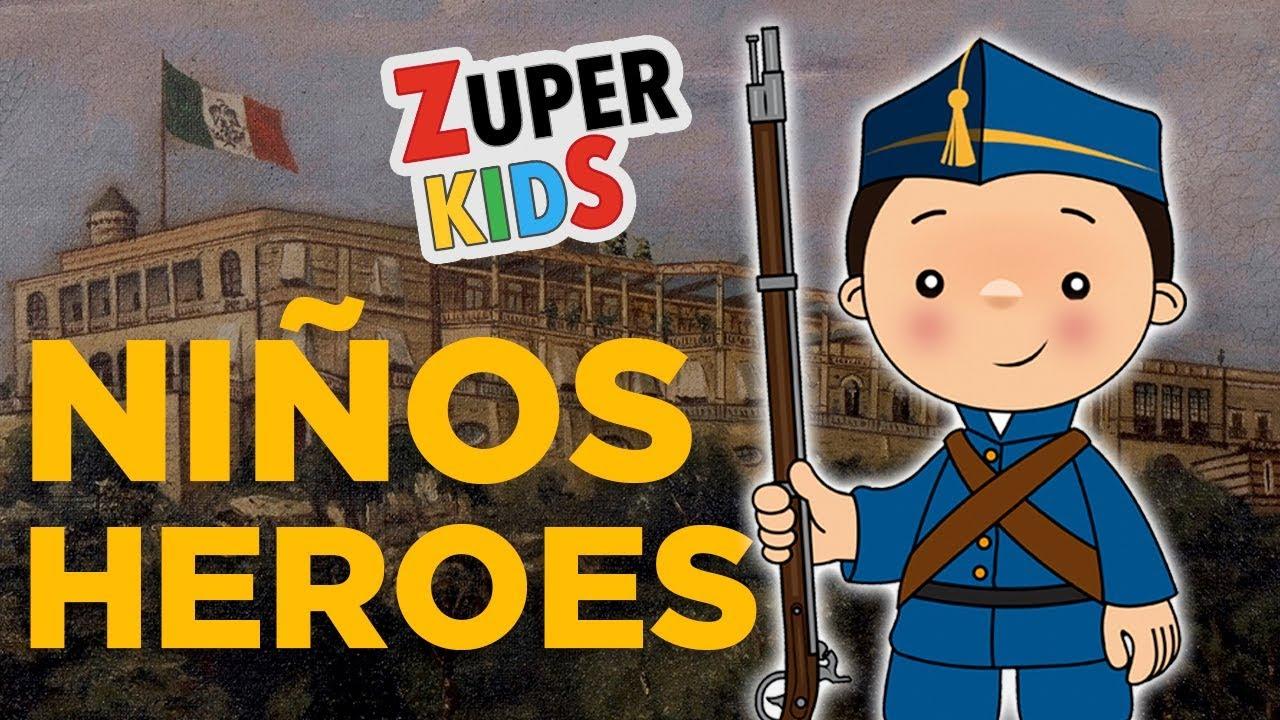 Niños Heroes Para Niños