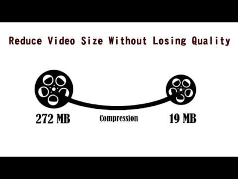 How To Compress Large Video Files Without Losing Quality [upto 95%]