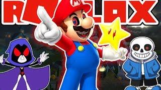 ROBLOX | Crazed Mario and Friends