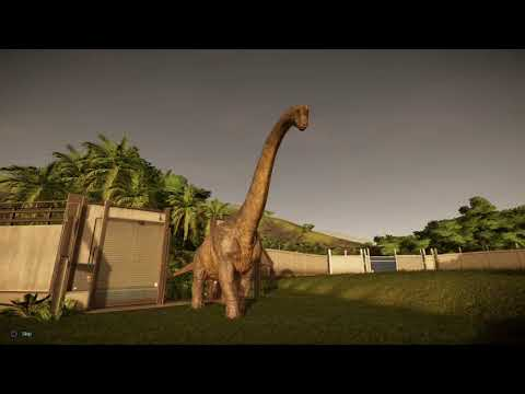 Jurassic World Evolution playing secrets of dr wu |