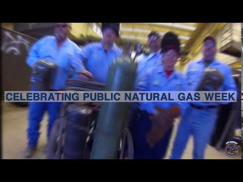 Natural Public Gas Week #3