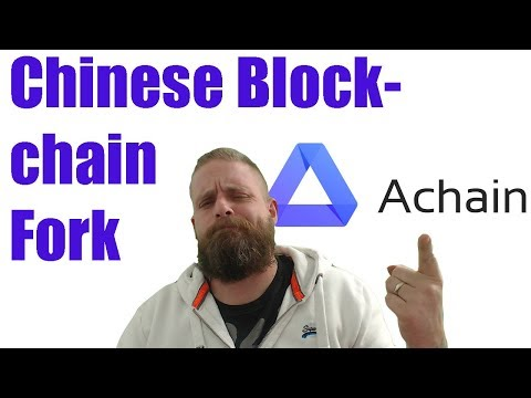 👀 Achain Blockchain - Watch Now Free Coins to be Had!