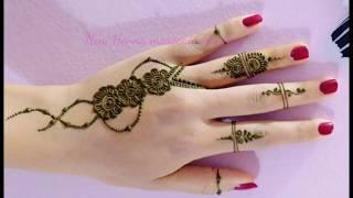 رشيمات لصبيعات خفاف للعروس 👰 Special henna drawing for the bride