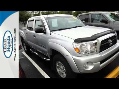 2011 Toyota Tacoma Sarasota FL Venice, FL #H151229A. Cramer Honda