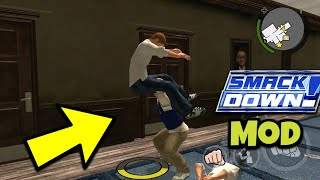 Bully Smackdown Mod For Android!!