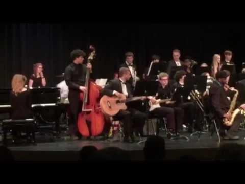 Hardin Valley Academy Jazz Band - Sing Sing Sing