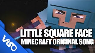 Little Square Face - Original Minecraft Song (Minecraft Animation)
