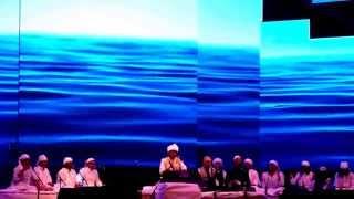 A. R. Rahman 'Piya Haji Ali' LIVE in concert Dubai 2014 #DubaiSufiWeekend