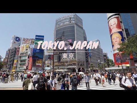 TOKYO JAPAN TRAVEL VLOG