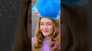 HOW DO YOU LIKE THIS AMAZING BALLOON GAME? || Funny Tricks by SMOL! #5 #Shorts #123GO #SMOL